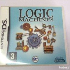 Videojuegos y Consolas: LOGIC MACHINES. Lote 210759254