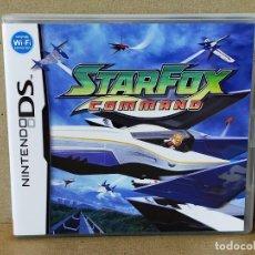 Videojuegos y Consolas: NINTENDO DS - STAR FOX COMMAND. COMPLETO, PAL ESP. Lote 211388705