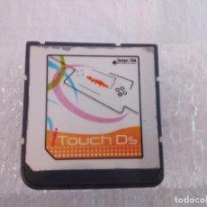 Videojuegos y Consolas: 48-NINTENDO DS, TARJETA TOUCH DS PIRATA, MICRO SD DE 2 GB. Lote 211574721