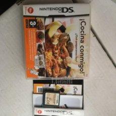 Videojuegos y Consolas: COCINA CONMIGO CON MIGO NINTENDO DS NDS KREATEN. Lote 211678620