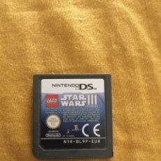 Videojuegos y Consolas: JUEGO DE NINTENDO DS STAR WARS III. Lote 211680134
