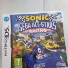 Videojuegos y Consolas: SONIC & SEGA ALL-STARS RACING DS. Lote 211754402