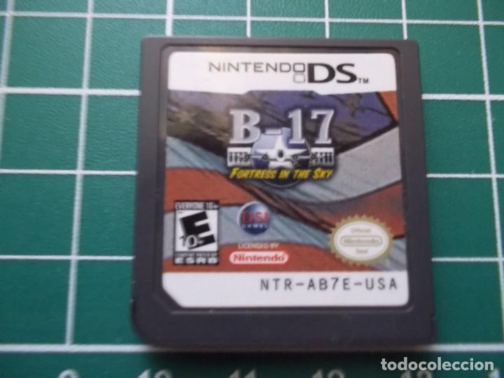 NINTENDO DS B 17 FORTRESS IN THE SKY (Juguetes - Videojuegos y Consolas - Nintendo - DS)