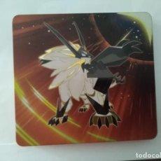 Videojuegos y Consolas: CAJA JUEGO NINTENDO 3 DS POKEMON - SOL Y LUNA - INVASION CARMESI. Lote 212604967