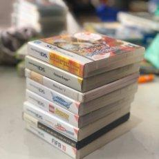 Videojuegos y Consolas: LOTE 8 JUEGOS NINTENDO DS. Lote 213605228