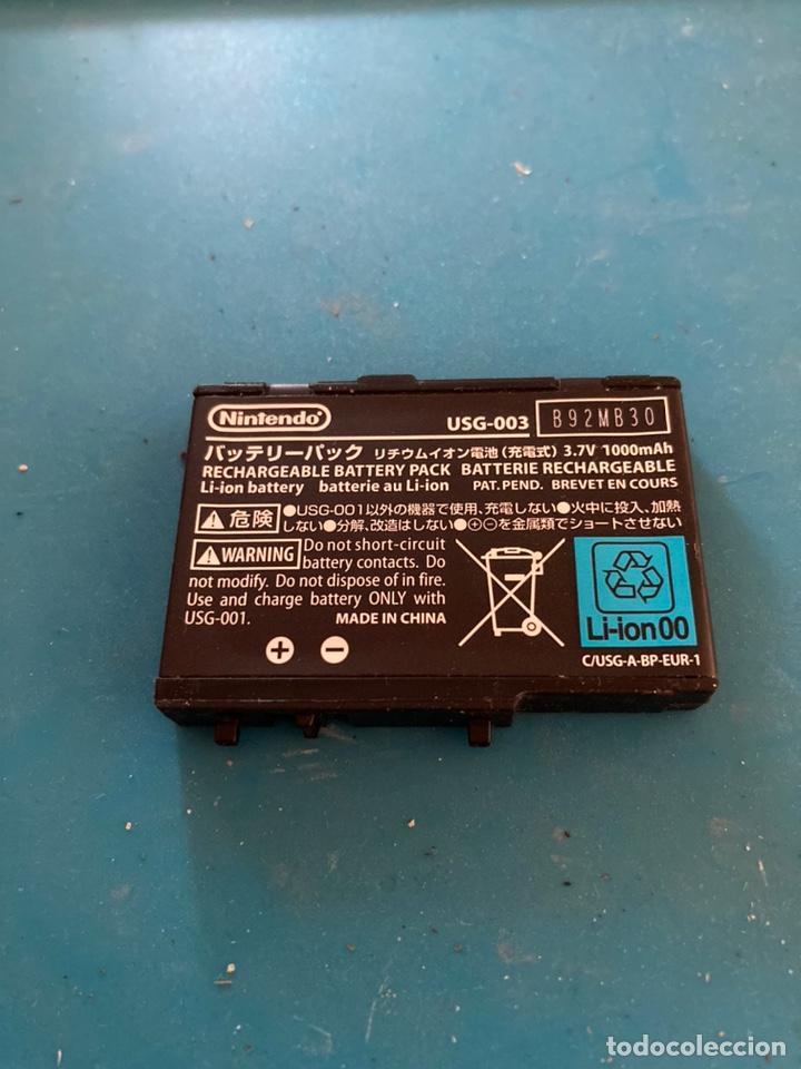 BATERÍA ORIGINAL NINTENDO DS LITE USG-003 1000MAH (Juguetes - Videojuegos y Consolas - Nintendo - DS)