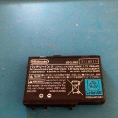Videojuegos y Consolas: BATERÍA ORIGINAL NINTENDO DS LITE USG-003 1000MAH. Lote 213646231