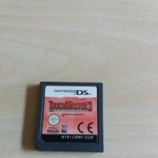 Videojuegos y Consolas: TOUCHMASTER3 DS. Lote 214357133