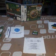 Videojuegos y Consolas: EL PROFESOR LAYTON Y EL FUTURO PERDIDO COMPLETO UK. Lote 214608121