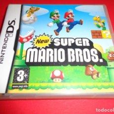 Videojuegos y Consolas: NINTENDO DS / SUPER MARIO BROS / DESCUBRE UNA NUEVA AVENTURA DE MARIO. Lote 214640378