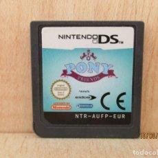 Videojuegos y Consolas: NINTENDO DS JUEGO PNNY FRIENDS. Lote 214744228