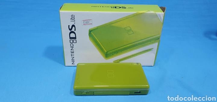 VIDEO CONSOLA- NINTENDO DS LITE VERDE (Juguetes - Videojuegos y Consolas - Nintendo - DS)