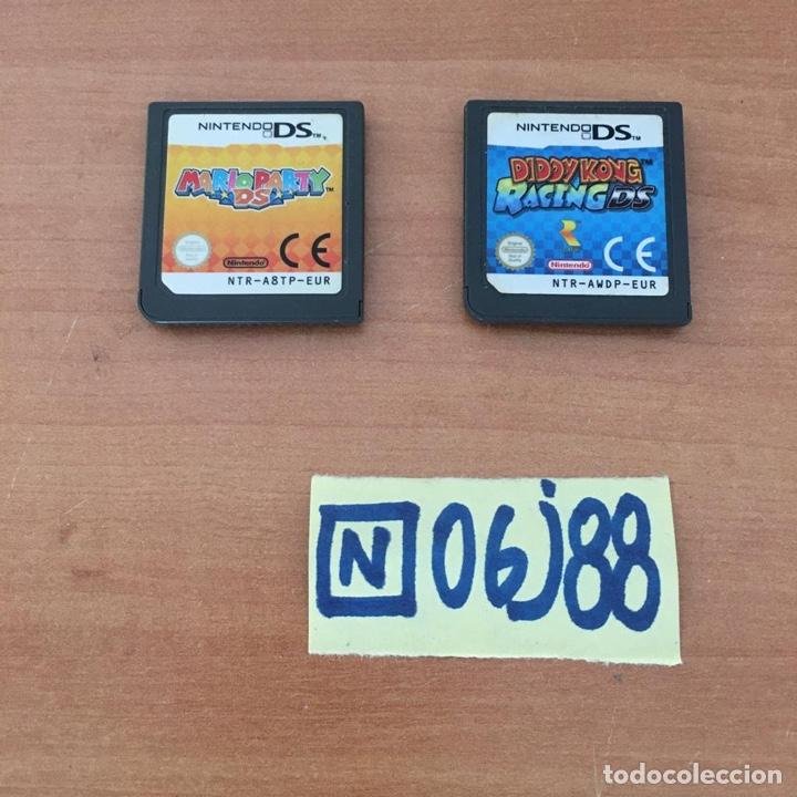 JUEGOS NINTENDO DS (Juguetes - Videojuegos y Consolas - Nintendo - DS)