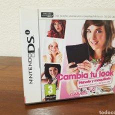 Videojuegos y Consolas: JUEGO CAMBIA TU LOOK. Lote 216571148