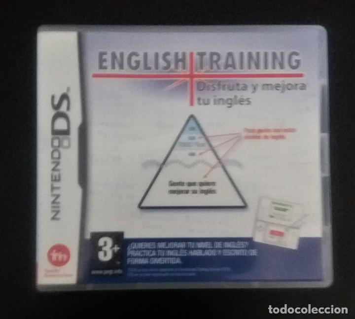 ENGLISH TRAINING: DISFRUTA Y MEJORA TU INGLES NINTENDO DS (Juguetes - Videojuegos y Consolas - Nintendo - DS)