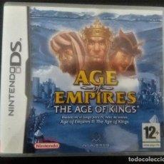 Videojuegos y Consolas: AGE OF EMPIRES THE AGE OF KINGS NINTENDO DS. Lote 216871693