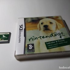 Videojuegos y Consolas: NINTENDOGS - LABRADOR ( NINTENDO DS - 3DS - PAL - ESP). Lote 217277202