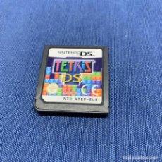 Videojuegos y Consolas: VIDEOJUEGO - NINTENDO DS - TETRIS - SOLO CARTUCHO. Lote 217818502