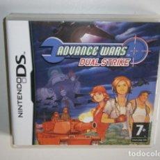 Videojuegos y Consolas: ADVANCE WARS DUAL STRIKE DS. Lote 217980258