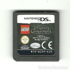Videojuegos y Consolas: NINTENDO DS - LEGO PIRATES OF THE CARIBBEAN. PIRATAS DEL CARIBE. 2011. Lote 218120450