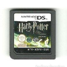 Videojuegos y Consolas: NINTENDO DS - HARRY POTTER Y LA ORDEN DEL FÉNIX. 2007. Lote 218121972