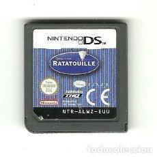 Videojuegos y Consolas: NINTENDO DS - RATATOUILLE. 2007. Lote 218122866