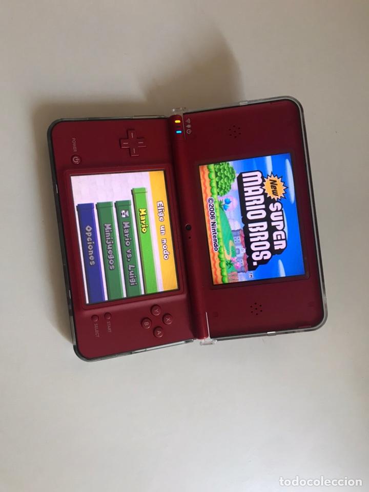 NINTENDO DS XL 25 ANNIVERSARIO EDICIÓN MARIO BROS (Juguetes - Videojuegos y Consolas - Nintendo - DS)