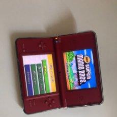 Videojuegos y Consolas: NINTENDO DS XL 25 ANNIVERSARIO EDICIÓN MARIO BROS. Lote 218286112