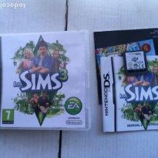 Videojuegos y Consolas: LOS SIMS 3 NINTENDO DS NDS KREATEN SIM. Lote 218437498