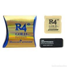 Videojuegos y Consolas: R4 GOLD 2020. Lote 218446602
