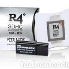 Videojuegos y Consolas: R4 SILVER 2020. Lote 218446661