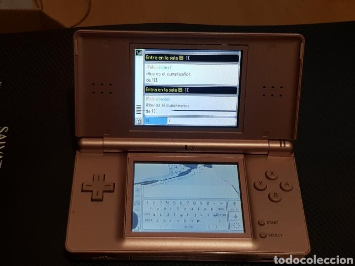 NINTENDO DS FUNCIONA PERO NECESITA REPARACION (Juguetes - Videojuegos y Consolas - Nintendo - DS)
