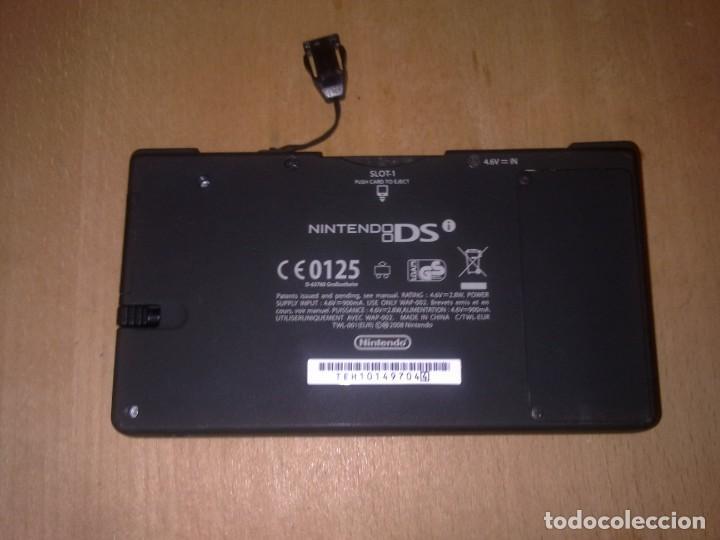 Videojuegos y Consolas: NINTENDO DSI (CON SU CAJA) LEER - Foto 4 - 218732901