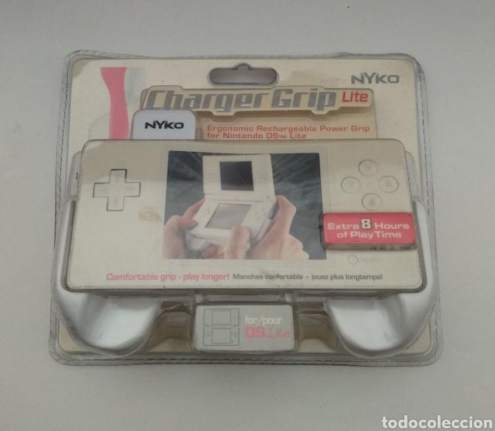 Videojuegos y Consolas: DOBLE BATERÍA PARA NINTENDO DS LITE - VER FOTOS - Foto 3 - 219628551