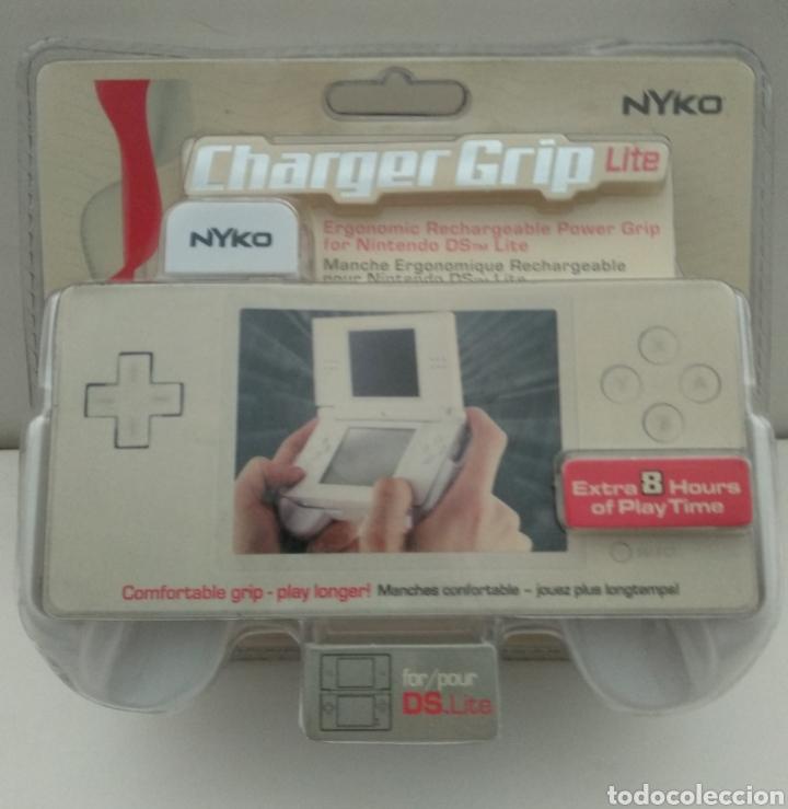 DOBLE BATERÍA PARA NINTENDO DS LITE - VER FOTOS (Juguetes - Videojuegos y Consolas - Nintendo - DS)