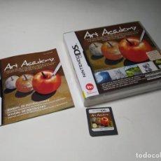 Videojuegos y Consolas: ART ACADEMY ( NINTENDO DS - 2DS - 3DS). Lote 219677528