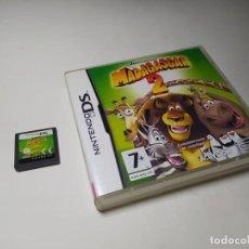 Videojuegos y Consolas: MADAGASCAR 2 ( NINTENDO DS - 2DS - 3DS). Lote 219677550