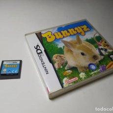 Videojuegos y Consolas: BUNNYZ ( NINTENDO DS - 2DS - 3DS). Lote 219677580