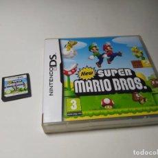 Videojuegos y Consolas: NEW SUPER MARIO BROS. ( NINTENDO DS - 2DS - 3DS). Lote 219677641