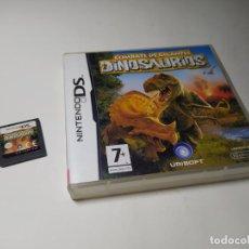 Videojuegos y Consolas: COMBATE DE GIGANTES - DINOSAURIOS ( NINTENDO DS - 2DS - 3DS). Lote 219677683