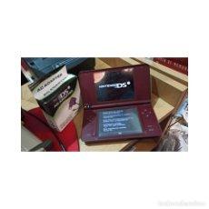 Videojuegos y Consolas: NINTENDO DSI ROJA PEGATINAS INAZUMA ELEVEN - SEMINUEVO. Lote 221604941