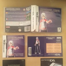 Videojuegos y Consolas: ANOTHER CODE - PAL ESPAÑA - COMPLETO - NINTENDO DS NDS 3DS. Lote 222086810