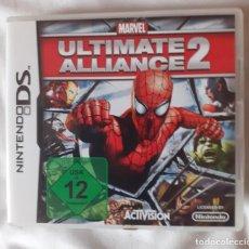 Videojuegos y Consolas: NINTENDO DS ULTIMATE ALLIANCE 2 (IMPORTACION ALEMANA). Lote 222151965