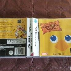 Videojuegos y Consolas: CHOCOBO TALES DS. Lote 222152271