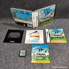 Videojuegos y Consolas: NEW SUPER MARIO BROS DS NINTENDO DS. Lote 222252292