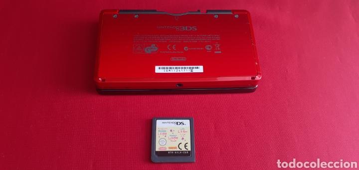 Videojuegos y Consolas: CONSOLA NINTENDO 3 DS CON EL JUEGO FUNCIONA BIEN Y EN PERFECTO ESTADO - Foto 4 - 222396867