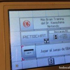 Videojuegos y Consolas: CONSOLA PORTATIL NINTENDO DS LITE BLANCA NDS KREATEN. Lote 222477045