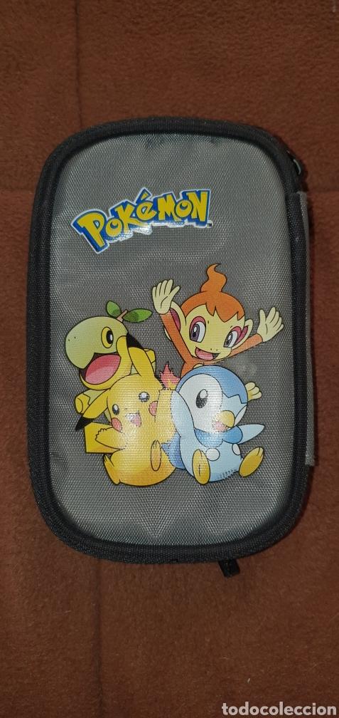 FUNDA ORIGINAL POKEMON PARA NINTENDO DS (Juguetes - Videojuegos y Consolas - Nintendo - DS)