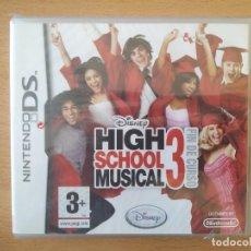 Videojuegos y Consolas: HIGH SCHOOL MUSICAL 3 NINTENDO DS PRECINTADO. Lote 258252615