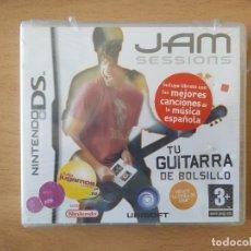 Videojuegos y Consolas: JAM SESSIONS NINTENDO DS PRECINTADO. Lote 258252570